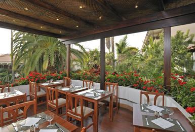 Restaurant Hotel Parque San Antonio Tenerife