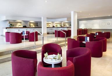 Lobby Hotel Parque San Antonio Tenerife